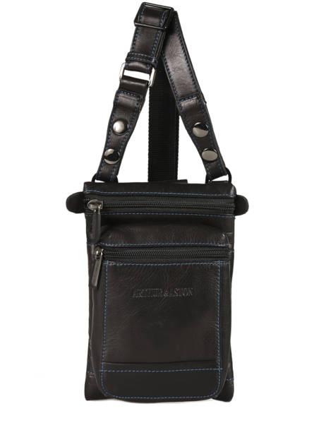 Crossbody Bag Arthur et aston Black jasper 1589-33