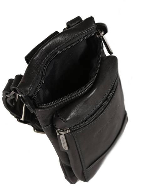 Crossbody Bag Arthur et aston Black jasper 1589-33 other view 4