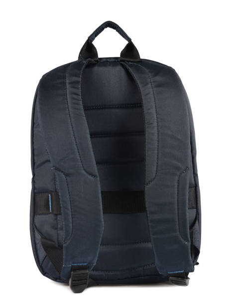 Backpack 14'' Laptop Samsonite Blue guardit 2.0 CM5005 other view 3