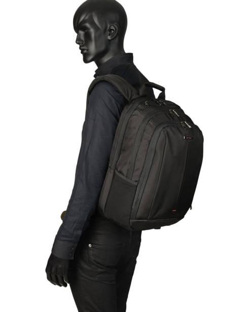 Backpack 15'' Laptop Samsonite Black guardit 2.0 CM5006 other view 2