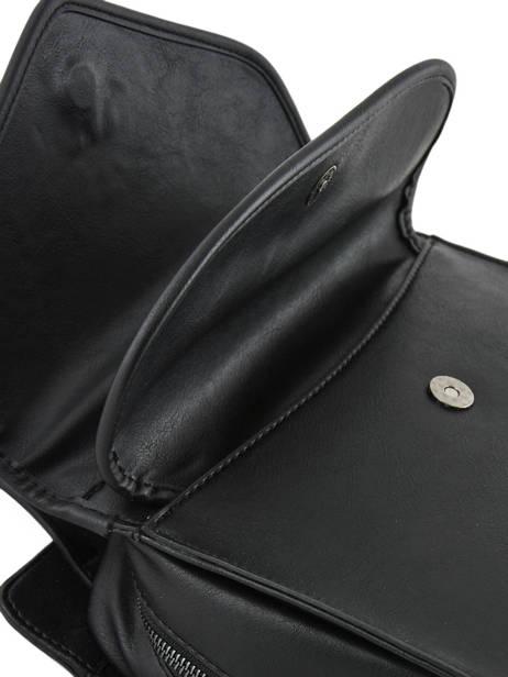 Shoulder Bag Pivoine Woomen Black pivoine WPIVO04 other view 5
