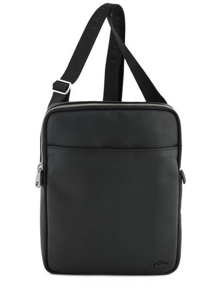 Large Gael Crossbody Bag Lacoste Black gael NH2840GL