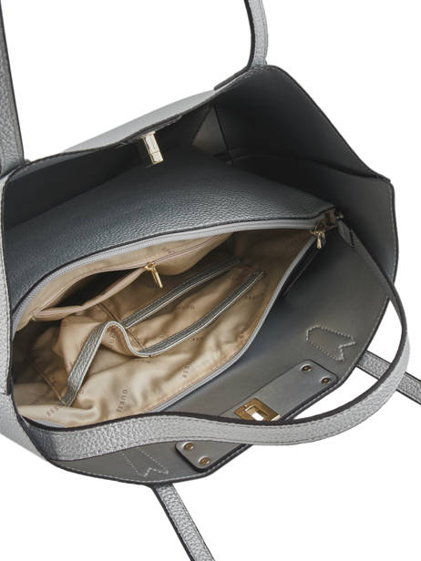 Sac Cabas Uptown Chic Guess Argent uptown chic MG730123 vue secondaire 5