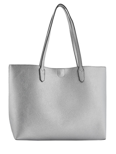 Sac Cabas Uptown Chic Guess Argent uptown chic MG730123 vue secondaire 4