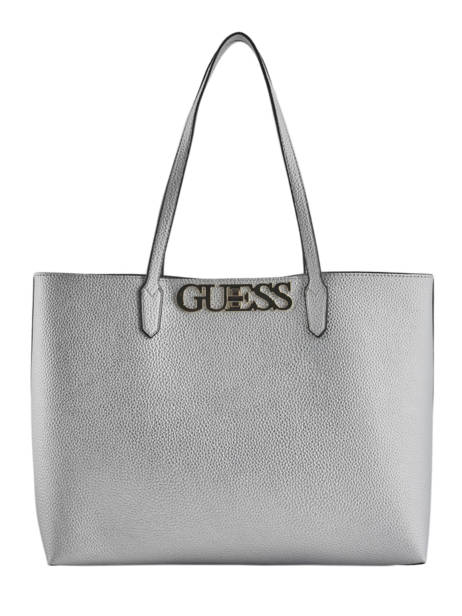 Sac Cabas Uptown Chic Guess Argent uptown chic MG730123