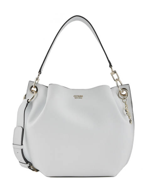 Sac Porté épaule Digital Guess Blanc digital VG685303