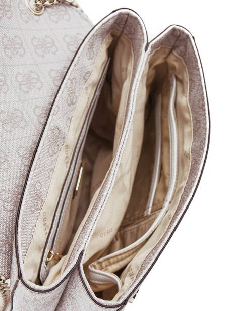 Shoulder Bag Downtown Guess White downtown SG729621 other view 4