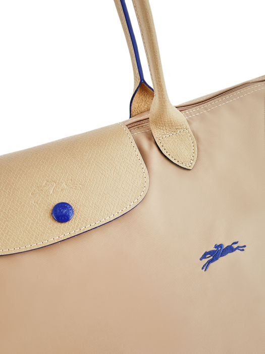 Longchamp Le pliage club Besaces Beige