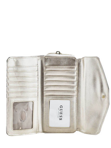 Portefeuille Guess Blanc maddy VG729162 vue secondaire 2