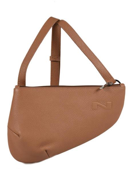 Shoulder Bag City Perle Nathan baume Brown n city N1811000