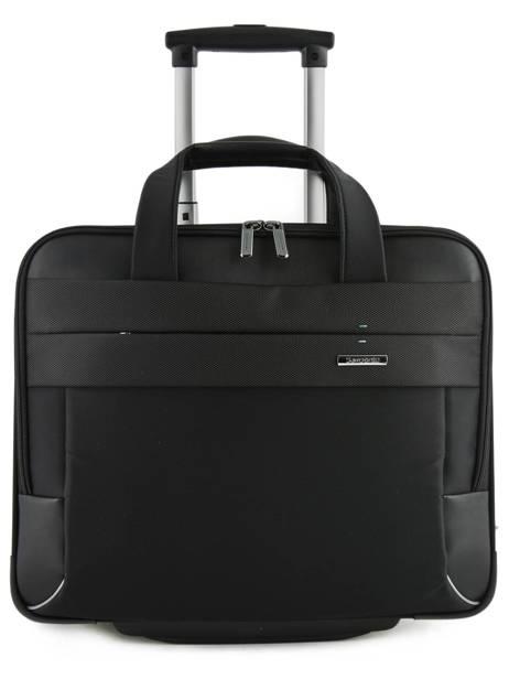 Wheeled Brief 15'' Laptop Samsonite Black spectrolite 2.0 CE7010