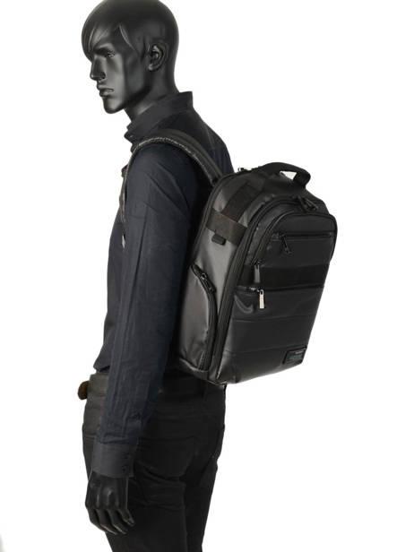 Backpack 14'' Laptop Samsonite Black cityvibe 2.0 CM7005 other view 2