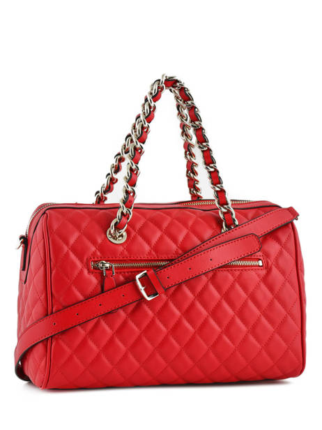 Sac Polochon Sweet Candy Guess Rouge sweet candy VG717507 vue secondaire 3