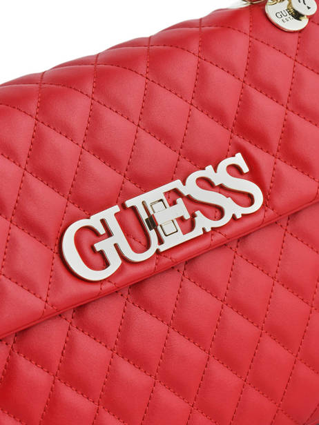 Sac Porté épaule Sweet Candy Guess Rouge sweet candy VG717519 vue secondaire 1