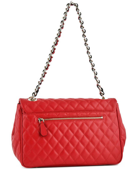 Sac Porté épaule Sweet Candy Guess Rouge sweet candy VG717519 vue secondaire 3