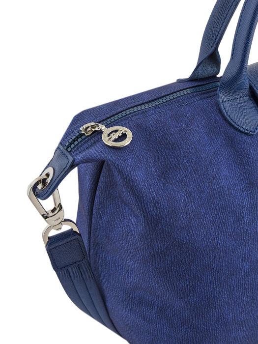 Longchamp Le pliage nÉo jean's Sacs porté main Noir