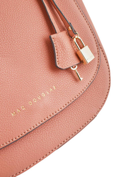 Shoulder Bag Romy Leather Mac douglas Pink romy GAAROM-M other view 1