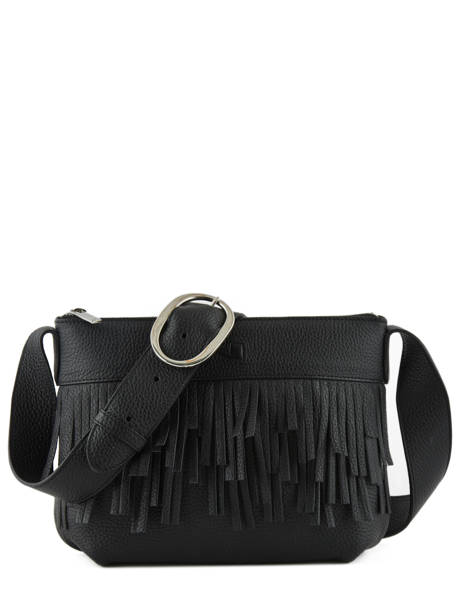 Crossbody Bag Zoë Leather Nathan baume Black nathan N1910006