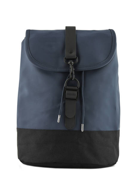 Backpack Rains Blue boston 1293