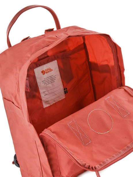 Sac à Dos Kånken 1 Compartiment Fjallraven Rose kanken 23510 vue secondaire 4