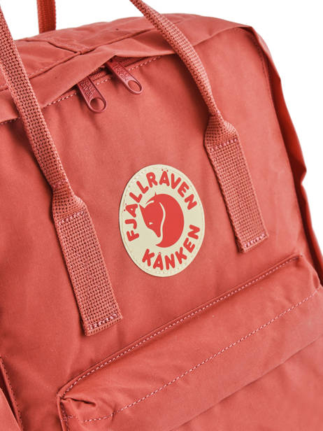 Sac à Dos Kånken 1 Compartiment Fjallraven Rose kanken 23510 vue secondaire 1