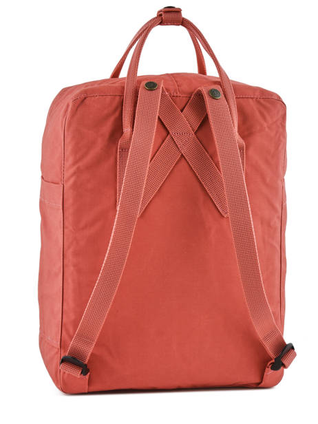 Sac à Dos Kånken 1 Compartiment Fjallraven Rose kanken 23510 vue secondaire 3