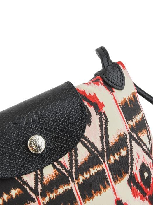Longchamp Le pliage ikat Sacs porté travers Beige