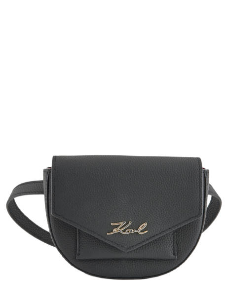 Fanny Pack K Karry All Karl lagerfeld Black k karry all 91KW3023