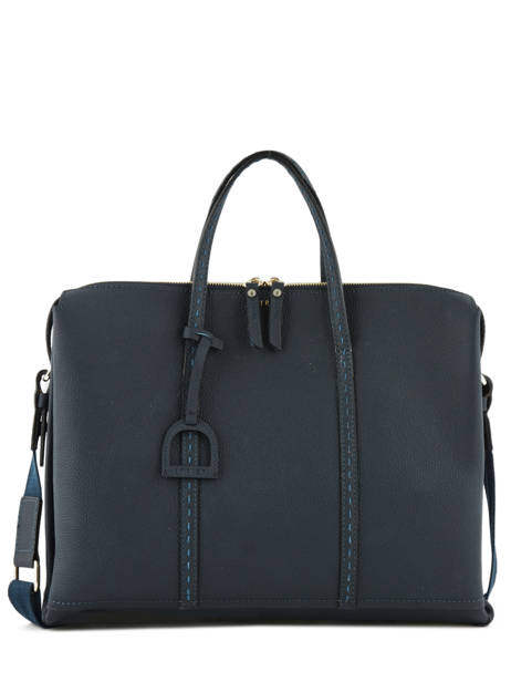 Leather Tradition Briefcase Etrier Black tradition business EHER81
