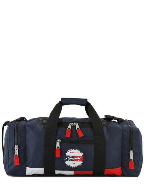 Tommy Jeans Heritage Travel Or Sports Bag Tommy hilfiger Multicolor tju heritage AU00694