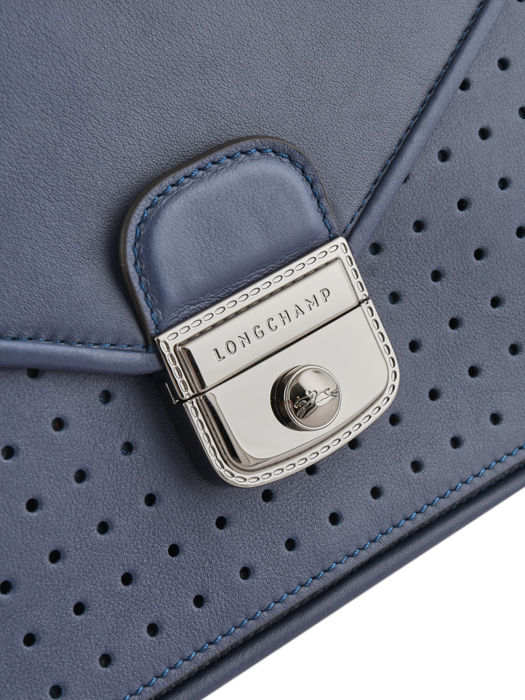 Longchamp Mademoiselle longchamp Besaces Bleu