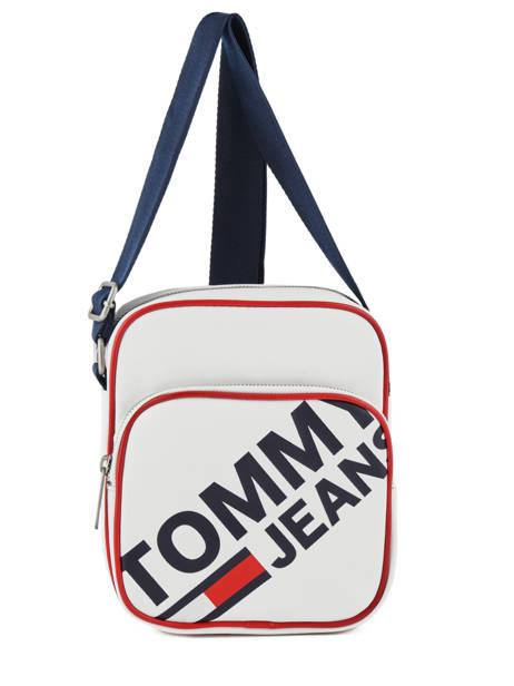 Sac Bandoulière Tommy Jeans Tommy hilfiger Blanc tjm modern AM04412