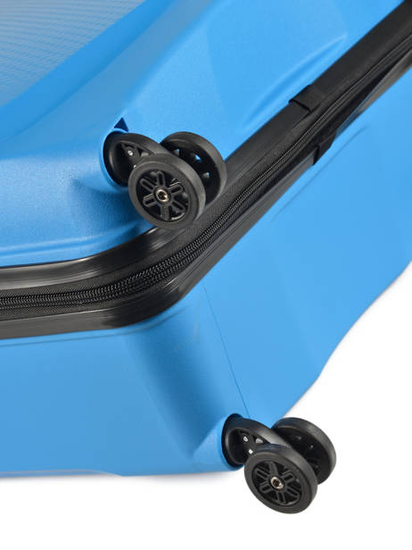 Hardside Luggage Belmont + Delsey Blue belmont + 3861816 other view 2