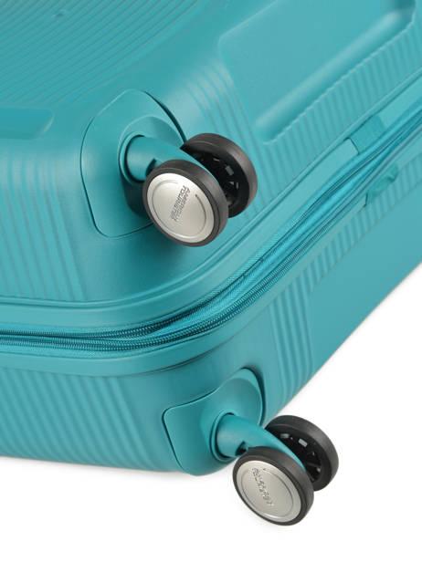 Valise Cabine American tourister Vert soundbox 32G001 vue secondaire 1