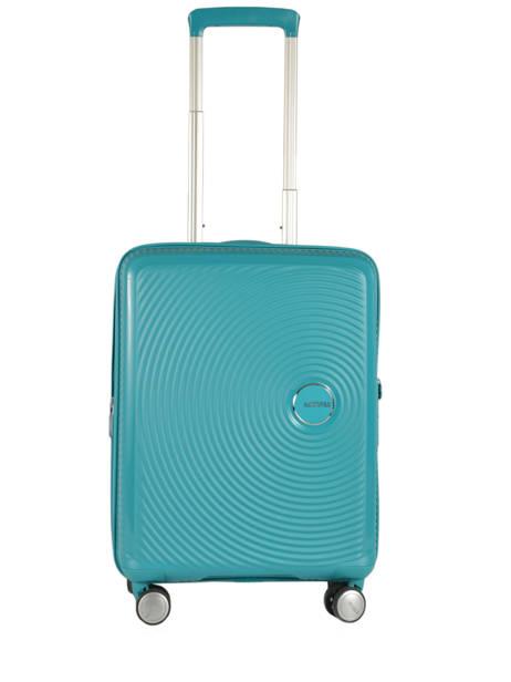 Valise Cabine American tourister Vert soundbox 32G001