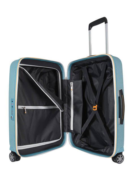 Hardside Luggage Mixmesh Samsonite Blue mixmesh CH6002 other view 6