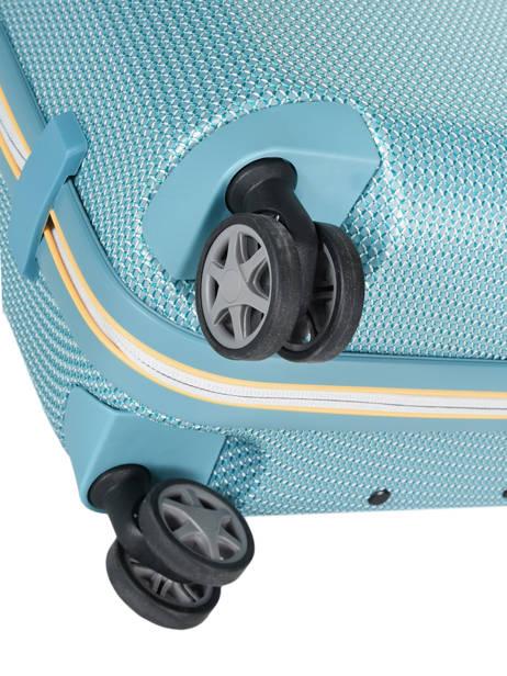 Hardside Luggage Mixmesh Samsonite Blue mixmesh CH6002 other view 3