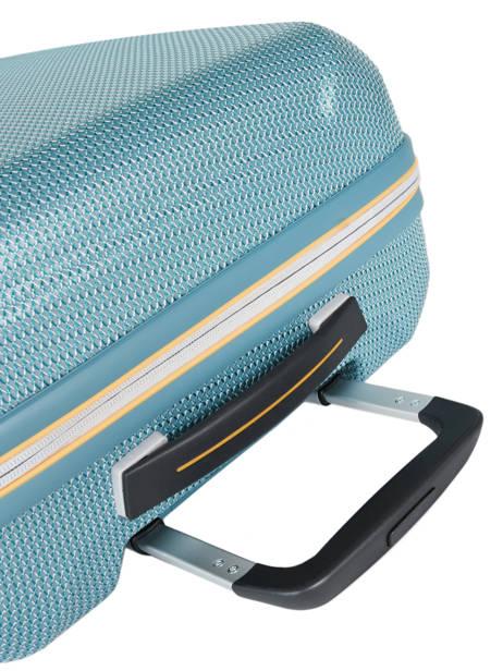 Hardside Luggage Mixmesh Samsonite Blue mixmesh CH6002 other view 1