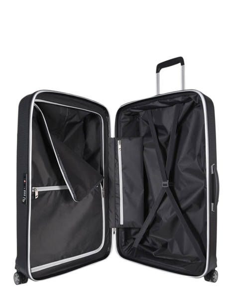 Valise Rigide Mixmesh Samsonite Noir mixmesh CH6003 vue secondaire 6