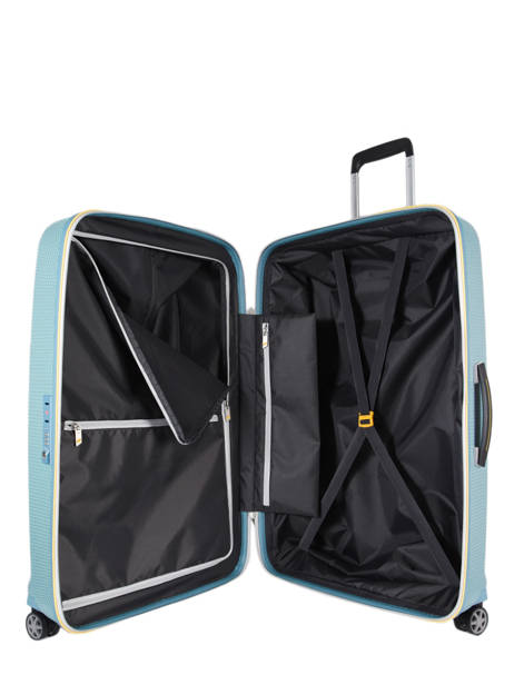 Valise Rigide Mixmesh Samsonite Bleu mixmesh CH6003 vue secondaire 6