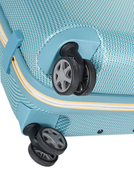 Valise Rigide Mixmesh Samsonite Bleu mixmesh CH6003 vue secondaire 3