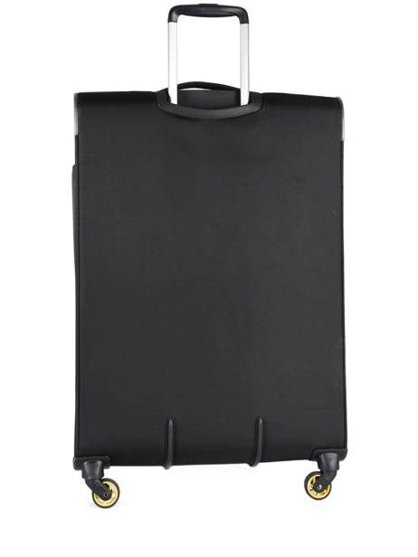 Softside Luggage Expendable Chartreuse Delsey Black chartreuse 3673821 other view 4