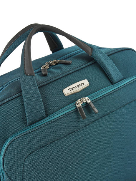 Cabin Duffle Spark Sng Samsonite Blue spark sng 65N013 other view 1