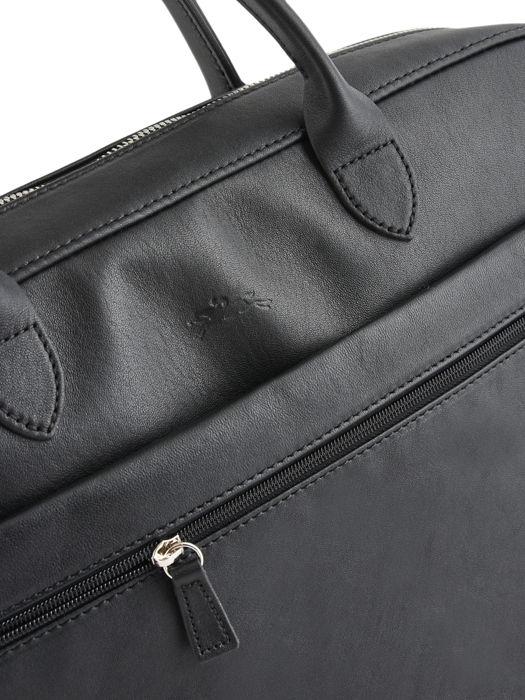 Longchamp Parisis multicolore Serviette Noir