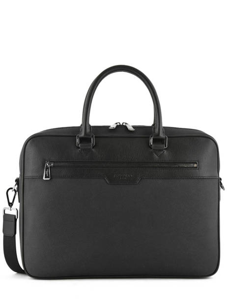 Briefcase Azzaro Black exclusive AZ475946