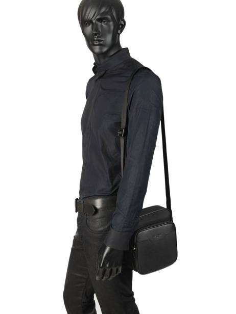 Crossbody Bag Azzaro Black exclusive AZ475953 other view 3