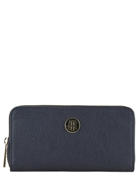 Portefeuille Tommy hilfiger Multicolore th core AW06500