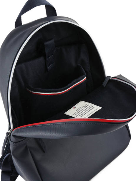 Backpack Tommy hilfiger Blue essentiel AM04665 other view 4