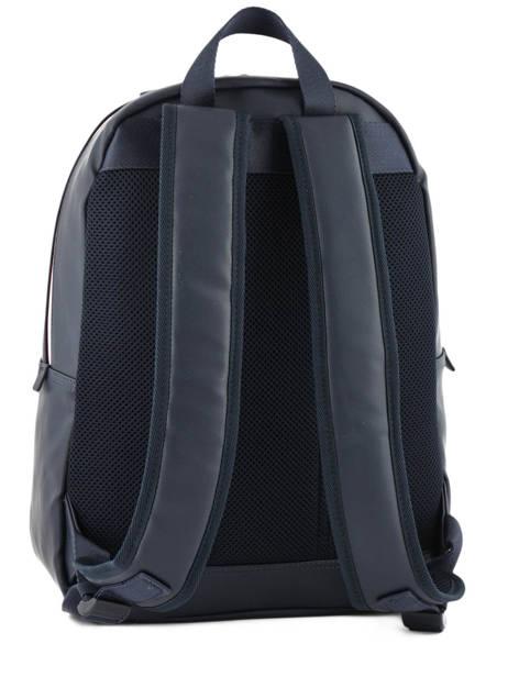 Backpack Tommy hilfiger Blue essentiel AM04665 other view 3