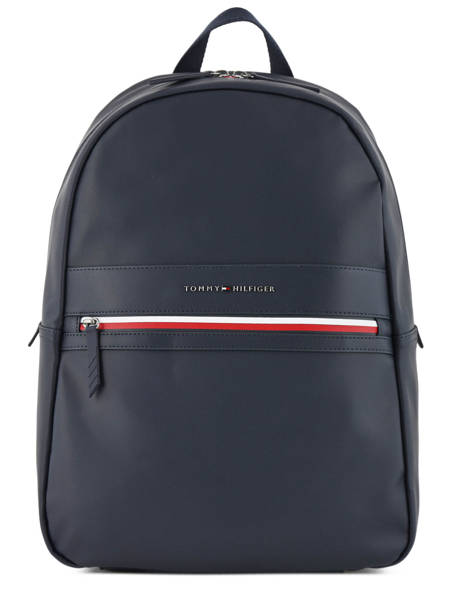 Backpack Tommy hilfiger Blue essentiel AM04665